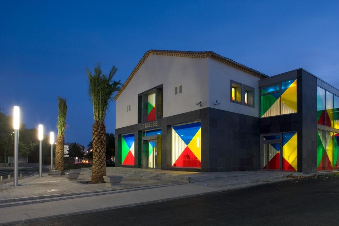 Extension du musée régional d'Art Contemporain